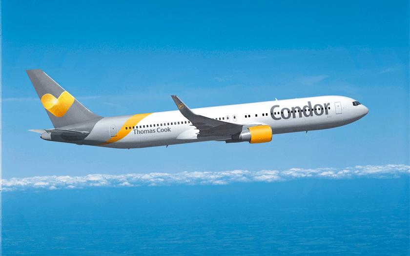 Condor Boeing 767 Langstrecke