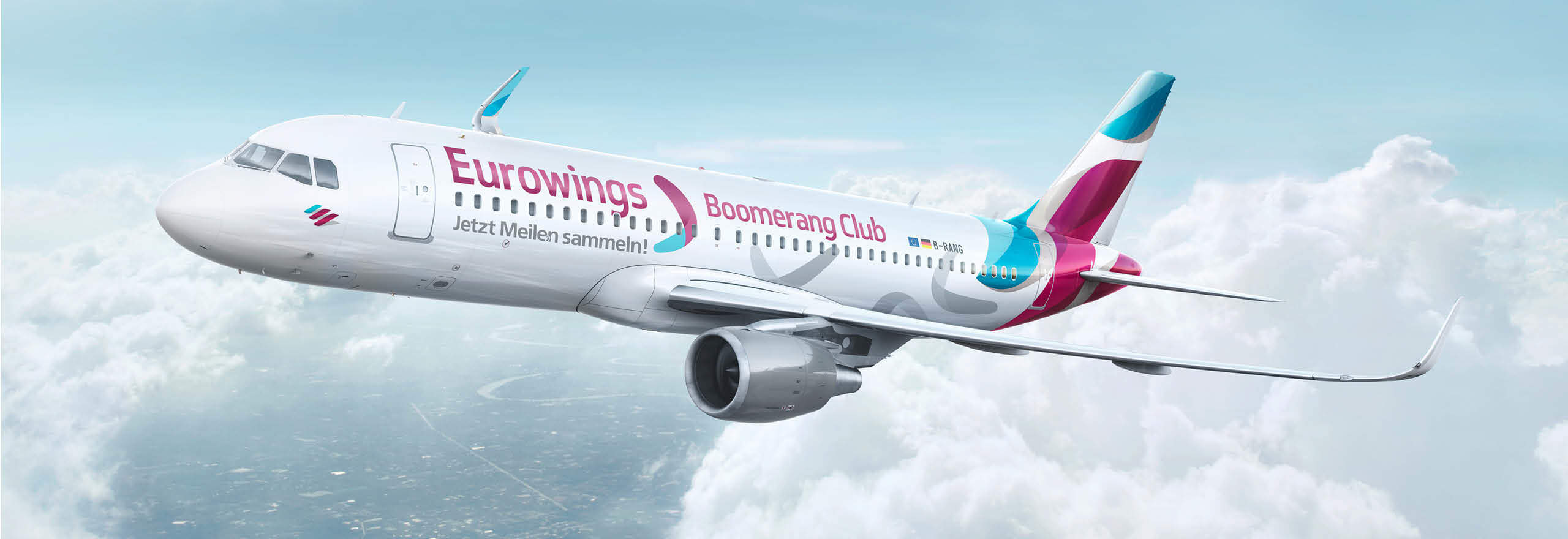 Eurowings Billig Tickets