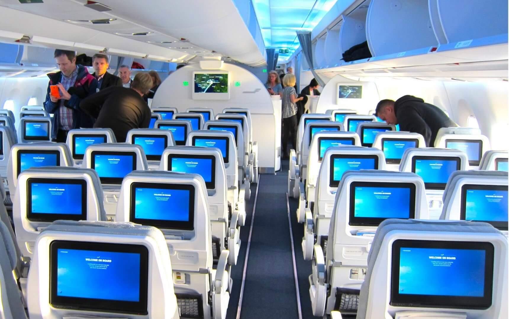 Finnair Economy Class