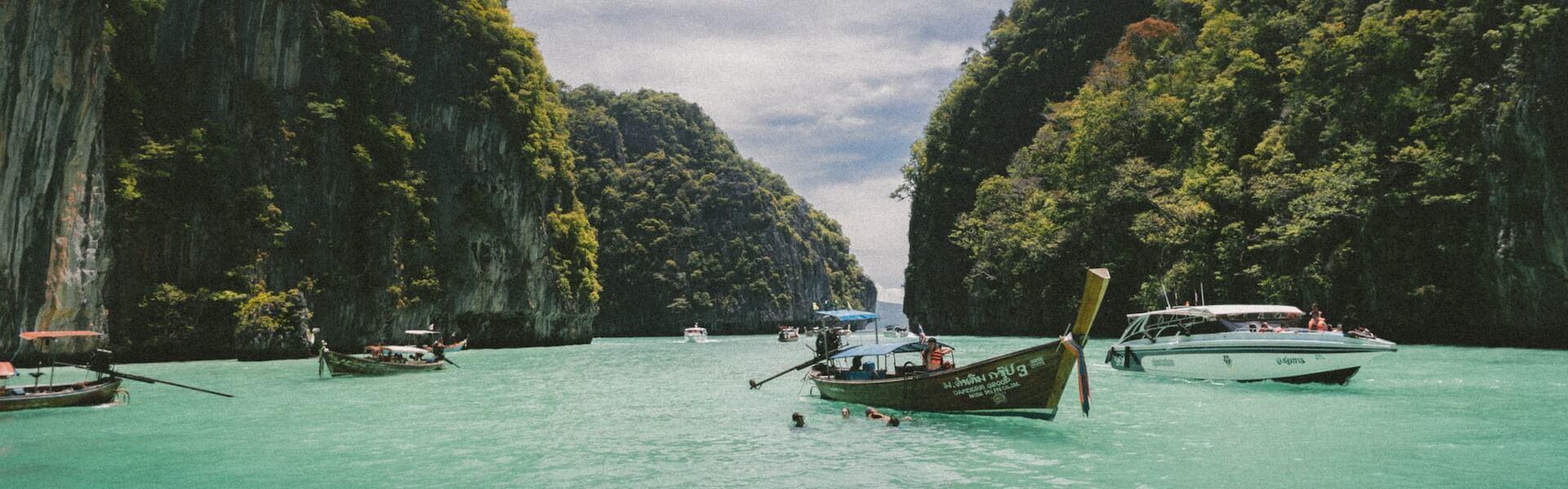 Flüge über Singapur nach Thailand - airguru.de