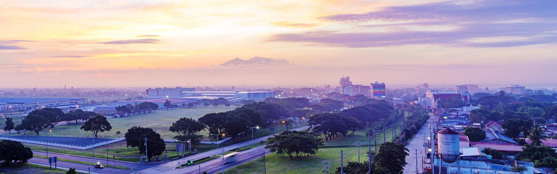 Flüge nach Angeles City Philippinen Clark Airport