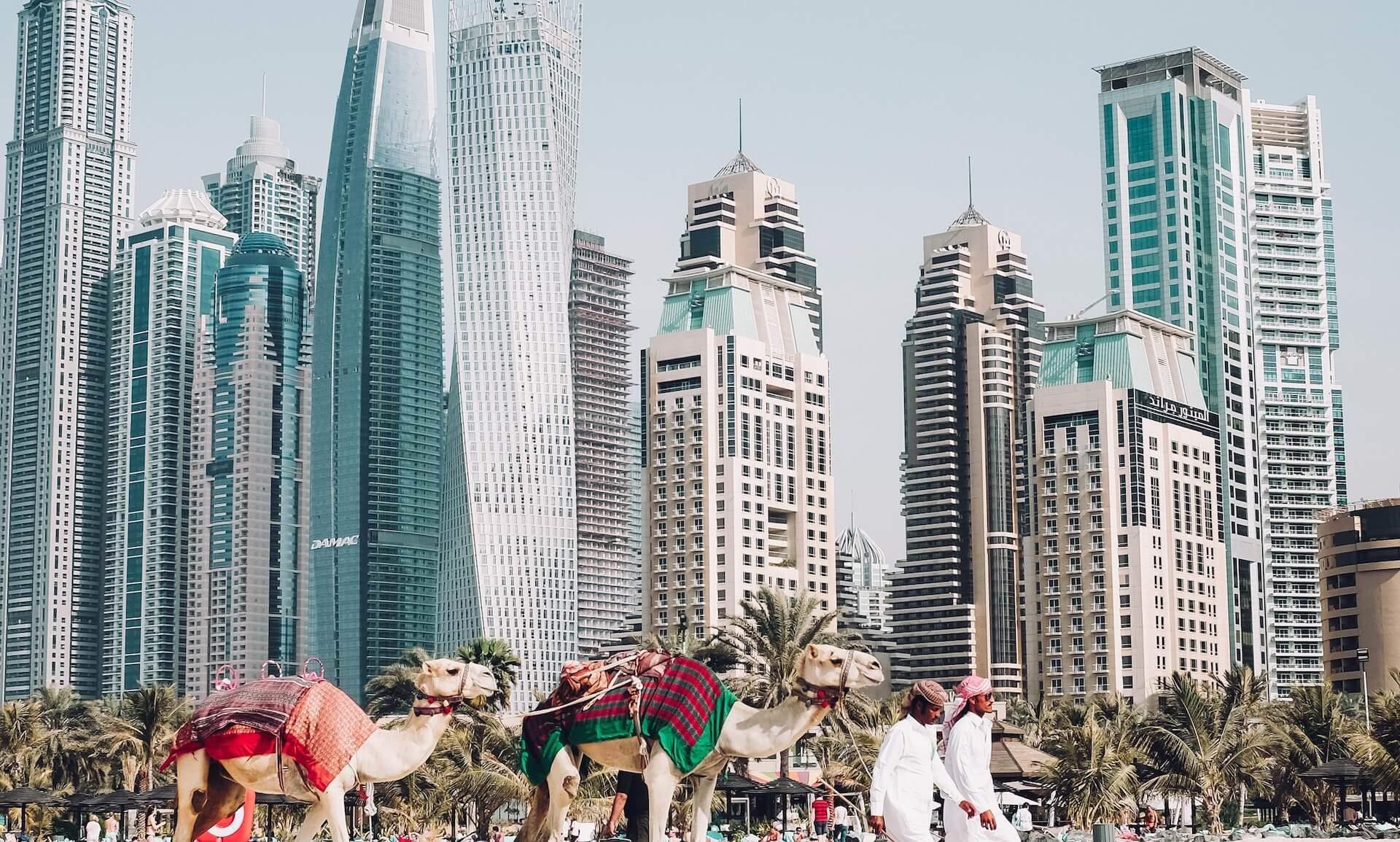 Günstige Flüge nach Dubai buchen - Tipps & Verbindungen