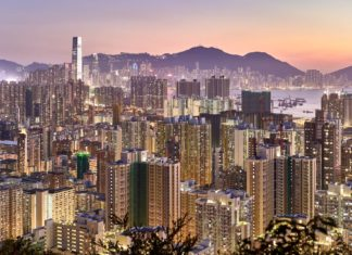 Günstige Flüge nach HongKong