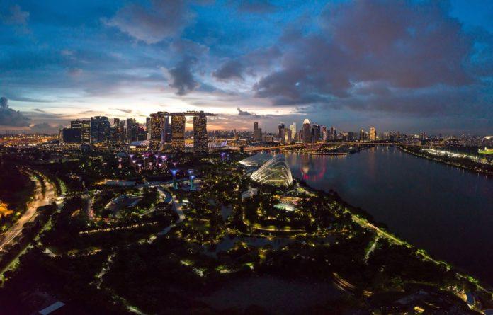 Günstige Flüge nach Singapur