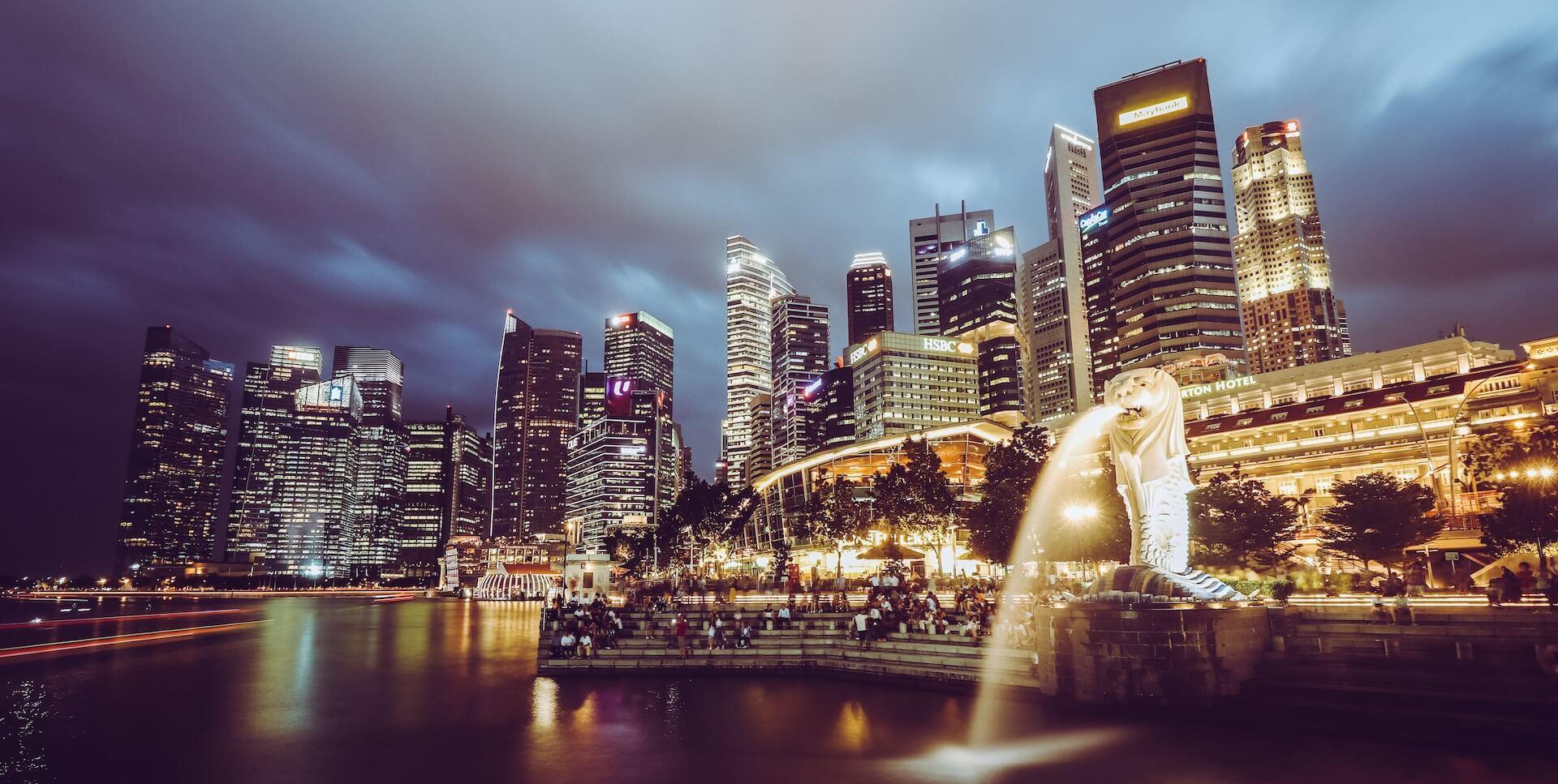 Günstige Flüge nach Singapur buchen - airguru.de