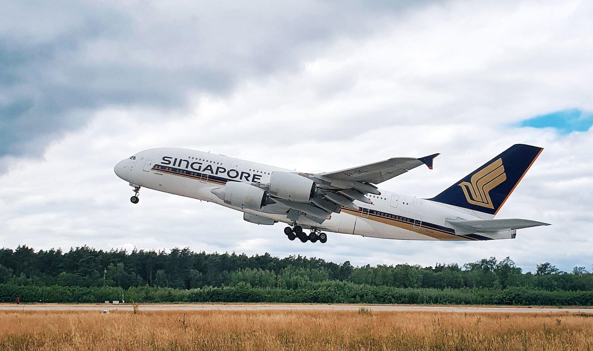 Langstreckenflugzeug - Tipps für Komfort Airbus A380