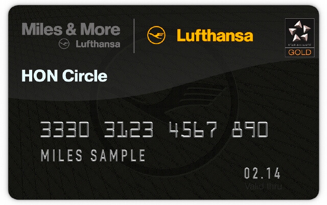 Lufthansa HON CIRCLE