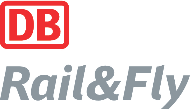 Rail and Fly Logo
