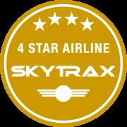 Skytrax 4 Sterne