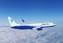 Blue Air 737 Angebot