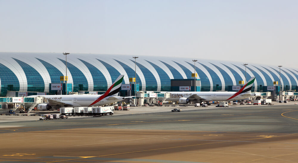 Dubai-International-Airport Terminal