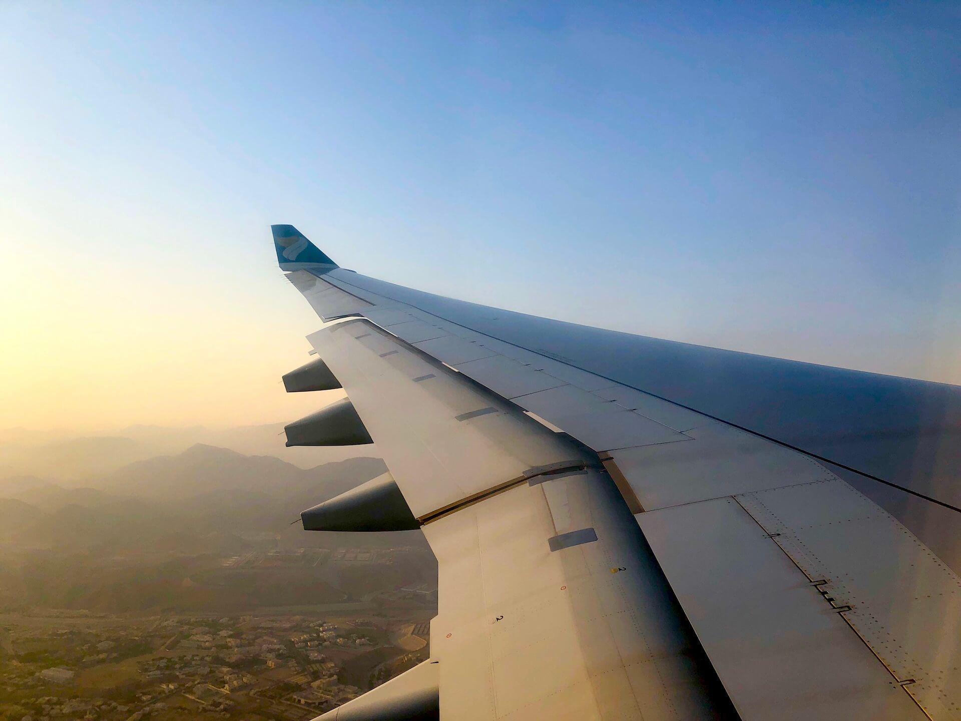 Oman Air Erfahrungen