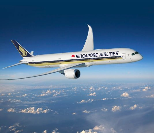 Singapore Airlines Bangkok Flugangbeote