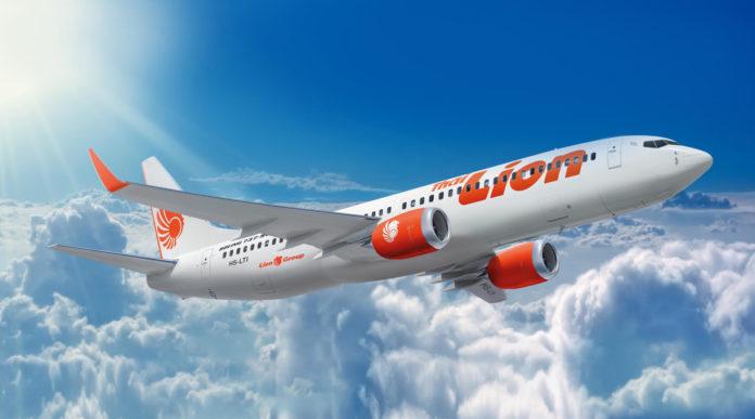 Thai Lion Air Angebote