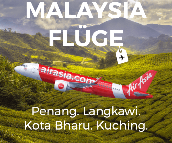 Inlandsflüge Malaysia Sidebanner
