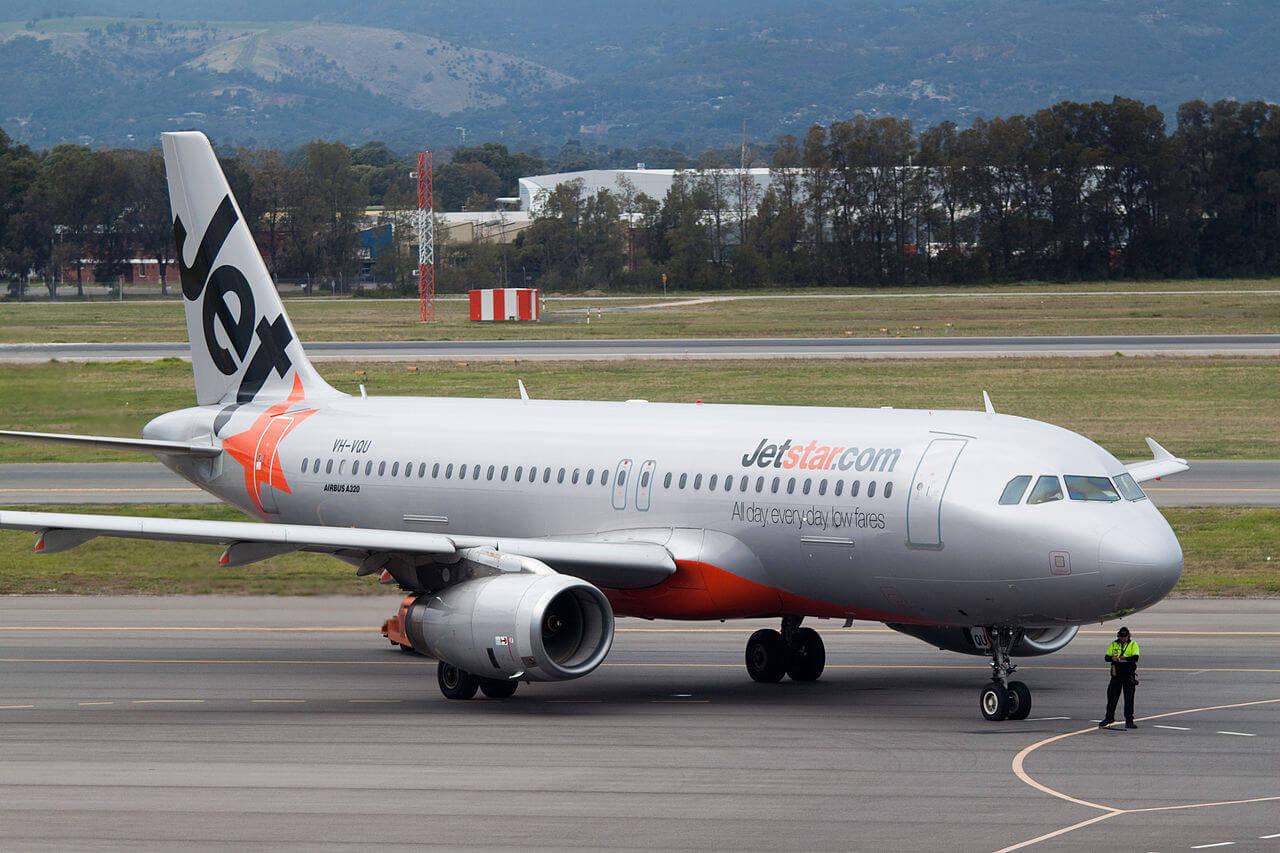 JetStar Airbus