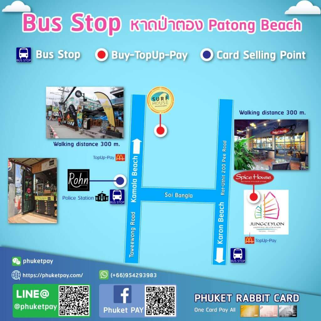 Patong Phuket Smart Card kaufen