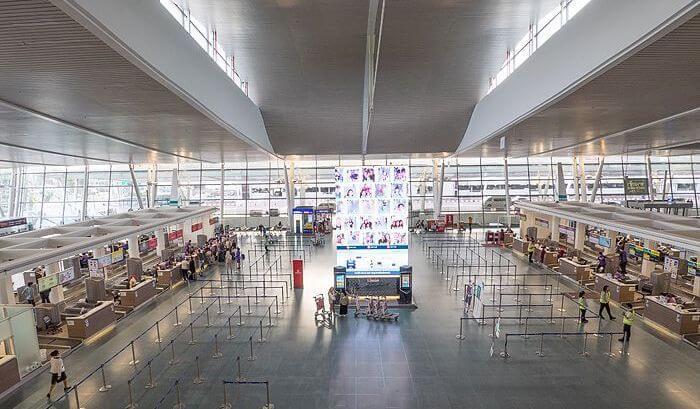 Phuket International Airport International Departure