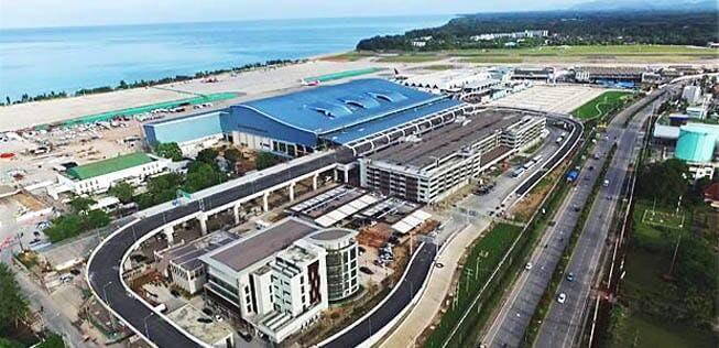 Phuket International Airport Thailand