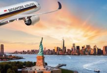 Singapore Airlines Prag - New York ab 213€ One Way Sommer 2019