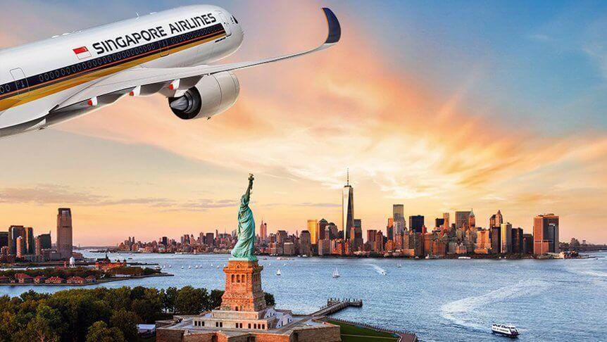 Prag - New York ab 213€ mit Singapore Airlines - Sommer 19 » airguru.de