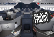 Star Alliance Black Friday Sale 2018 - Air Canada Lufthansa nach USA