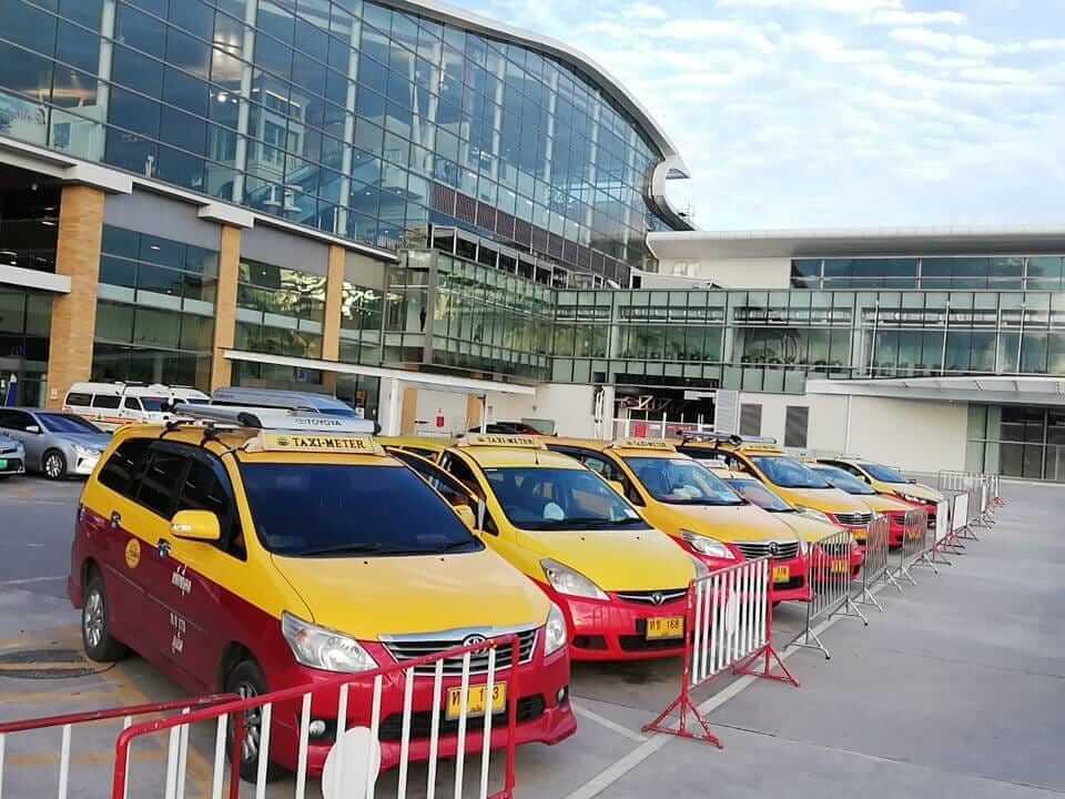Taxi-Meter Phuket Airport