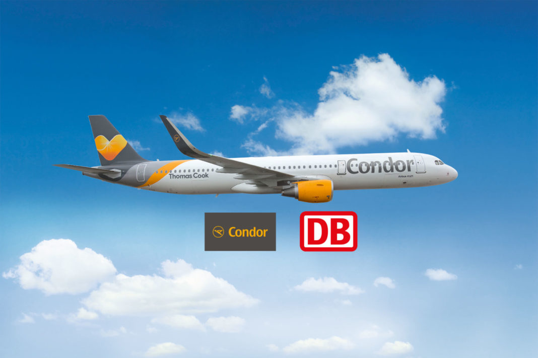 Condor Rail and Fly - Buchung, Preise