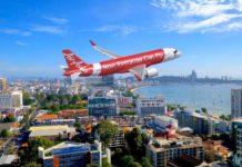 Flüge Flughafen Pattaya - Flugrouten & Preise
