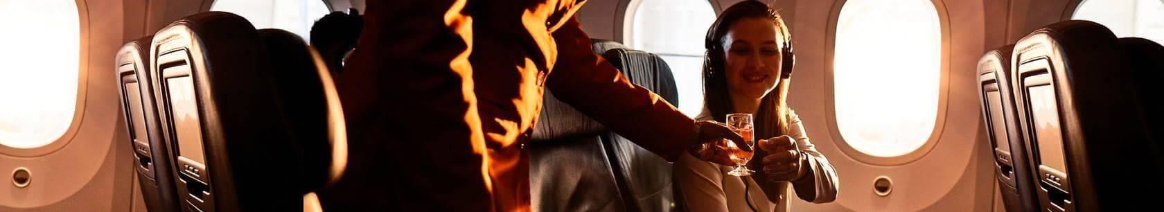 Jetstar Business Class Sitze