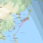 Jetstar Japan Routen