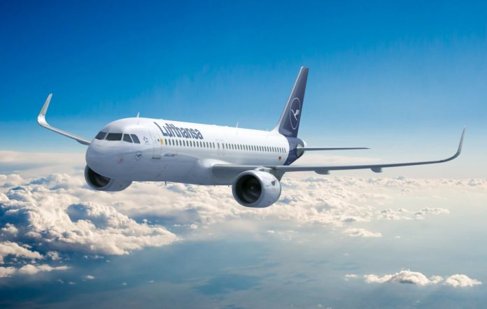 Lufthansa Flugangebote Europa Airbus A320