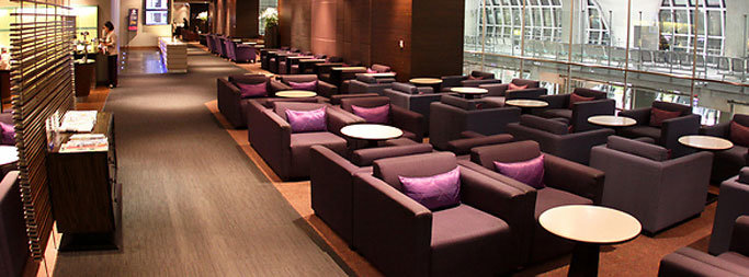 Royal Silk Lounge Bangkok Suvarnabhumi Domestic