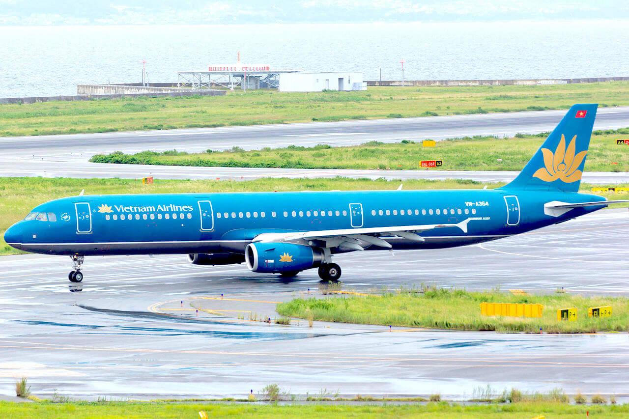 Vietnam Airlines Airbus A321-200