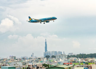 Vietnam Airlines Economy Erfahrungen & Test Airbus A321 Inland