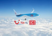 TUI Rail and Fly - TUI Fly Zug zum Flug