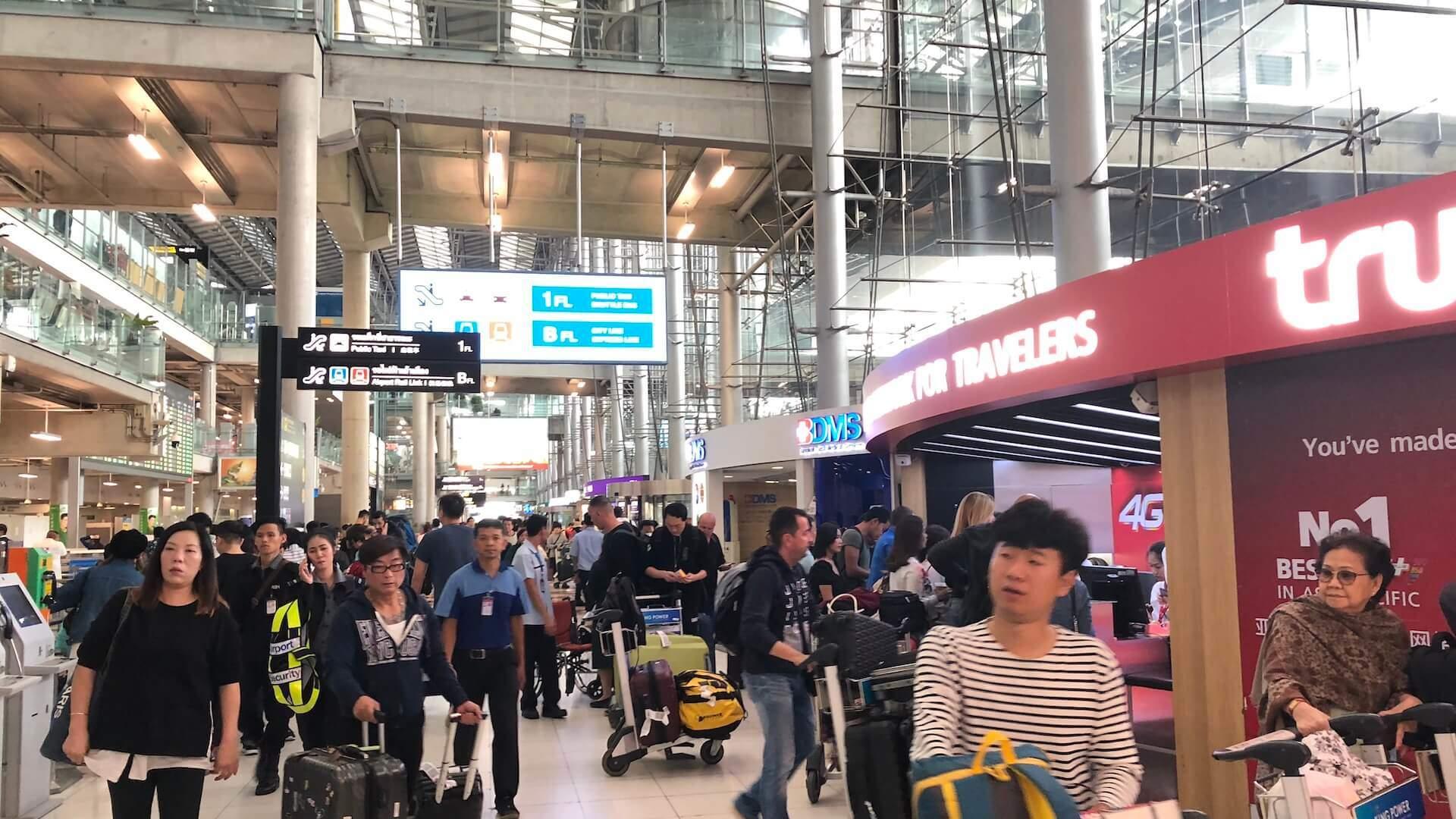 Taxi - Airport Limousine Bangkok Airport nach Pattaya