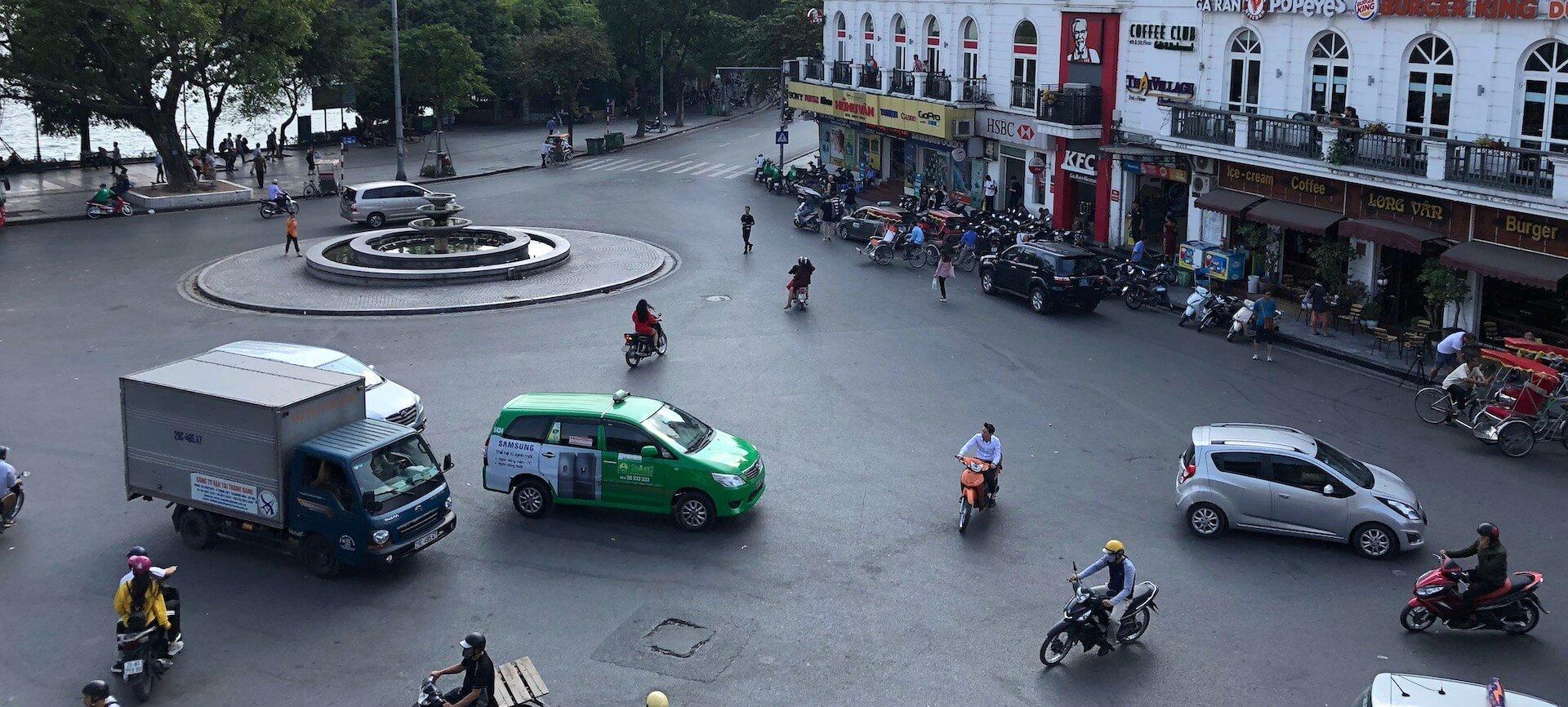 Taxi Hanoi