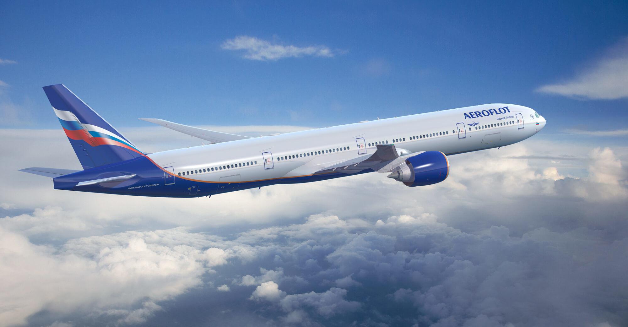 Aeroflot-B777-300ER