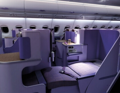 RoyalSilkClass_A380 Thai Airways