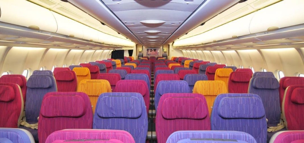 Thai Airways Economy Erfahrungen & Test Inlandsflug