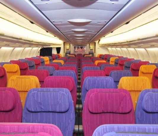 Thai Airways Economy Erfahrungen & Test Inlandsflug