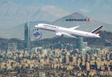Flüge nach Chile mit SkyTeam 496€ Angebot