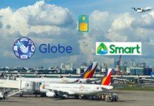 SIM-Karte Flughafen Philippinen - Manila, Cebu, Clark