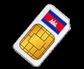 SIM Karte Kambodscha