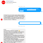 AirAsia Support Facebook Chat