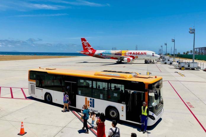 Flughafentransfer Boracay (MPH) - Transfer auf die Insel