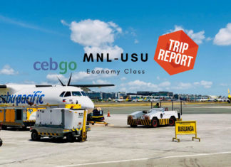 Cebgo Tripreport DG6051 MNL-USU