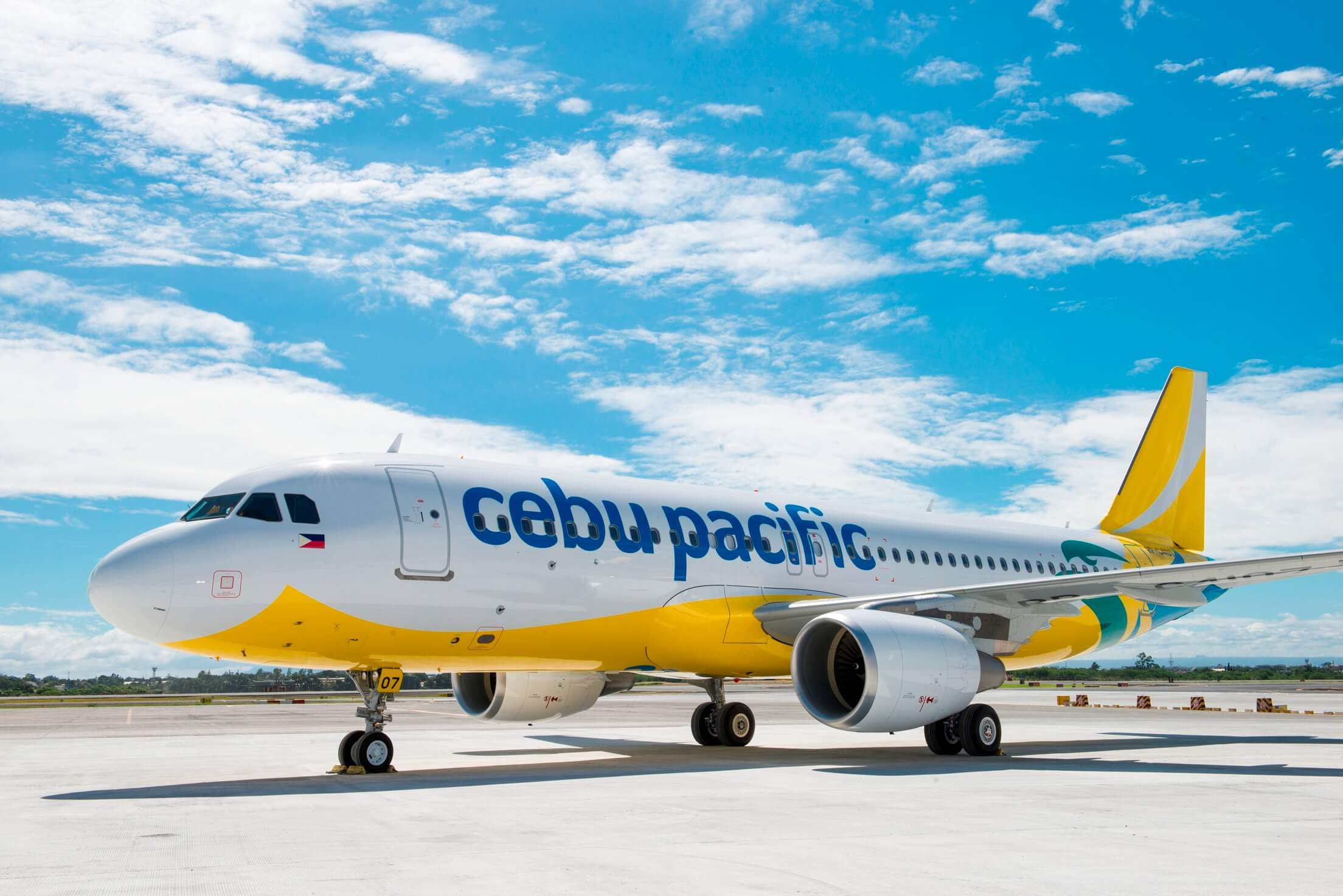 Cebu Pacific Airbus A320