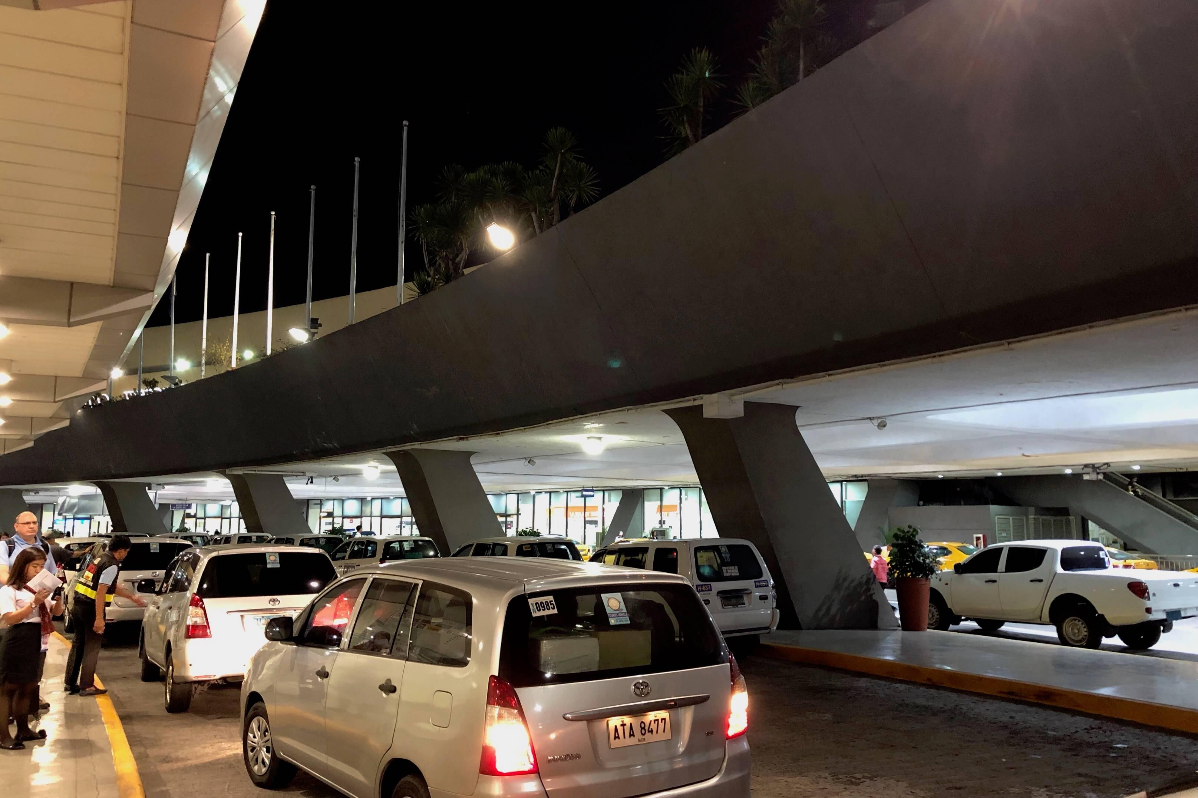 Coupon Taxi Flughafen Manila Terminal 1